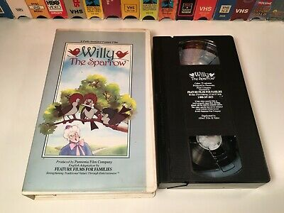 Willy The Sparrow Hungarian Family Animation VHS 1989 Jozsef Gemes Pannonia Film