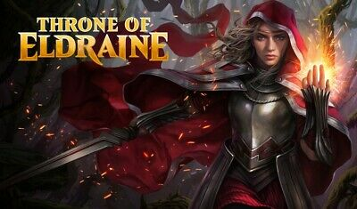Throne of Eldraine Draft Booster Box Magic the Gathering MTG - PREORDER