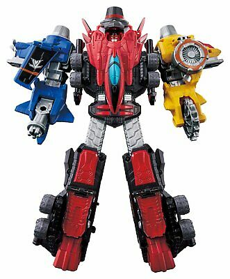 Lupinranger VS Patoranger VS Vehicle Series Kaito Combined DX Lupine Kaiser New