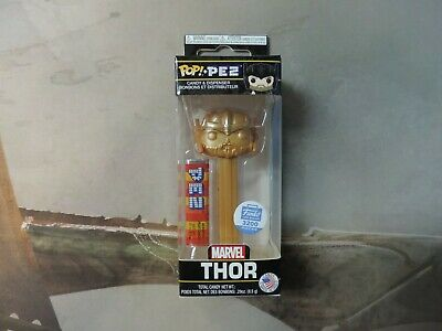 Funko Pop Pez Marvel Gold Thor Limited 3200 Pieces