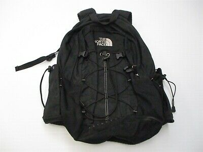THE NORTH FACE Backpack Unisex Camping Hiking Day Use SLINGSHOT Travel Black