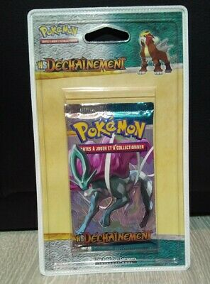 Booster Pokemon - Hs Dechainement - Neuf Fr Sous Blister - Suicune