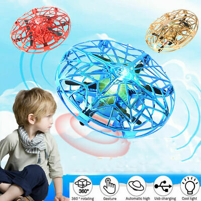 Mini Drone Quad Induction Levitation UFO Toys Gift - High Quality AU