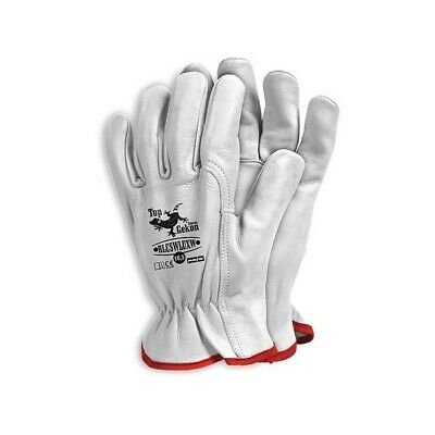 Drivers Safety Gloves Work Leather Goat Skin,,,,Size L,Xl