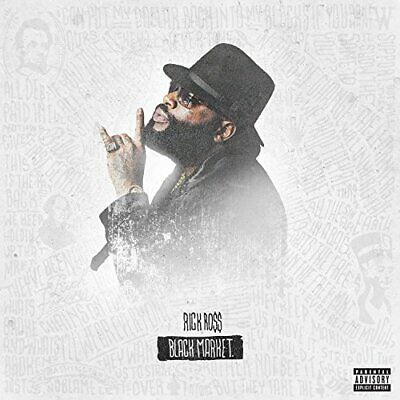 |1557589| Rick Ross - Black Market [CD x 1] New