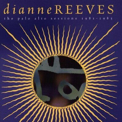  1582155  Dianne Reeves - Palo Alto Sessions [CD x 1] New