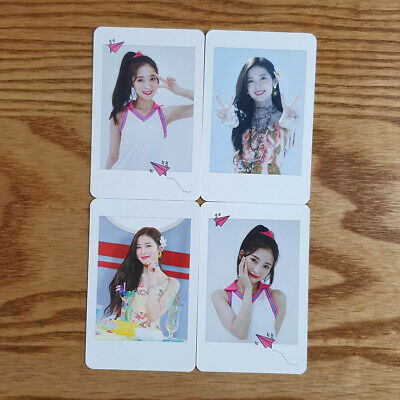 Arin Official Polaroid Photocard Set Concept Zone Oh My Girl Fall in Love