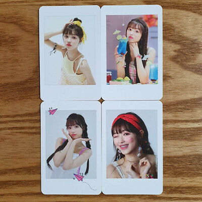 Yooa Official Polaroid Photocard Set Concept Zone Oh My Girl Fall in Love