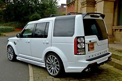 discovery 4 bodykit tunning for discovery 3 bodykit