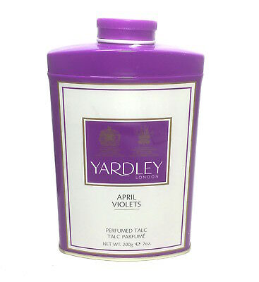 Yardley London April Violets Perfumed Talc 200g Talc Parfume