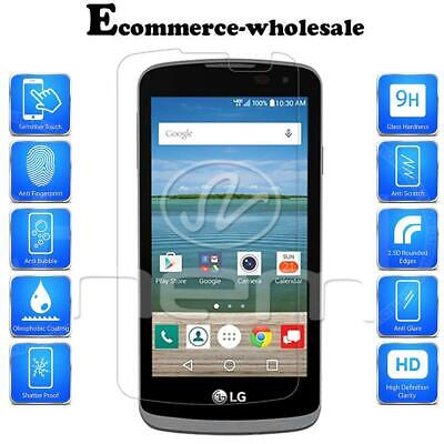 NEW For LG K4 LTE / LG Optimus Zone 3 / LG Spree Tempered Glass Screen Protector