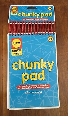 Alex Little Hands Chunky Pad