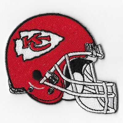 Kansas City Chiefs (b) Iron on Patch Embroidered Football Patches