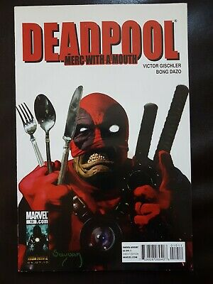 Deadpool: Merc with a Mouth 10