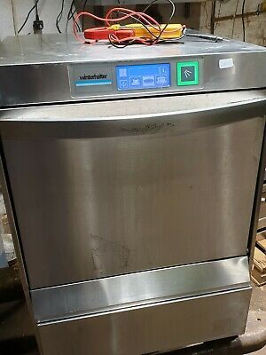 2016 Winterhalter Ucl Dishwasher Serviced And Cleaned Single Phase Ready To Go