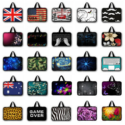 Large Capacity Sleeve Case Laptop Bag Notebook Cover For MacBook HP Dell Lenovo