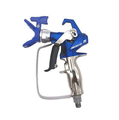 Graco Contractor PC Airless Spray Gun with RAC X 517 SwitchTip 17Y042