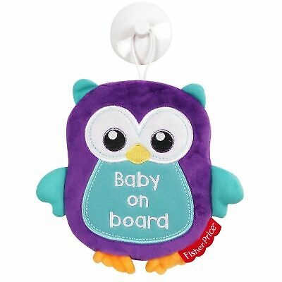 Fisher Price Woodland Friends Baby on Board Owl