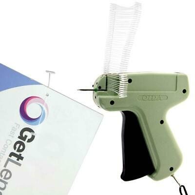 2015 Clothes Garment Price Label Tagging Tag Gun Supporting Barbs + 5 Needles EH