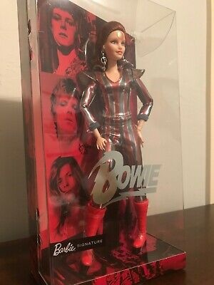 David Bowie Barbie Doll (IN HAND! READY TO SHIP!)