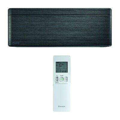 Daikin Stylish R-32 Wandgerät blackwood | FTXA20AT | 2,0 kW