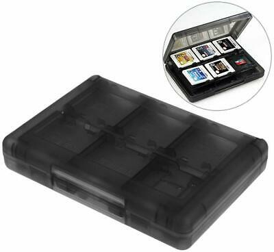 28 in 1 Game Case For Nintendo 3DS 3DS XL SD Card Cartridge Stylus Holder BEST
