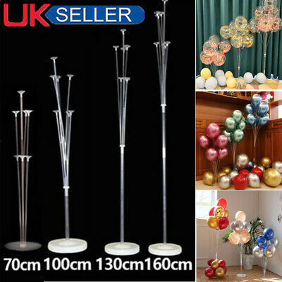 Plastic Balloon Accessory Base Table Support Holder Cup Stick Stand Party Decora