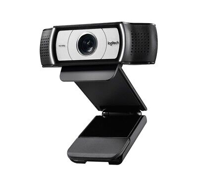 Logitech C930E Webcam Full HD 1080p H.264 Ultra Wide Angle Business CISCO PC MAC