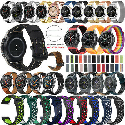 For Polar Vantage M Replacement Nylon/Leather/Silicone Watch Band Wrist Strap