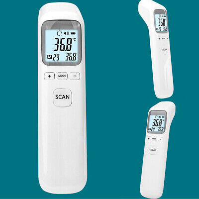New Baby Fever Thermometer Forehead Ear Thermometer Infrared Digital Thermometer