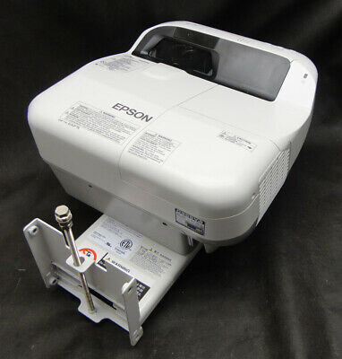Epson EB-570 Short Throw HDMI/XGA 3LCD Projector, Excellent Image - Lamp 2791hrs