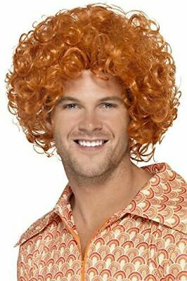 Curly Ginger Afro Wig (One Size)