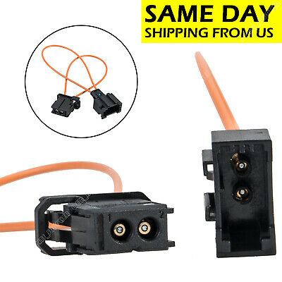 MOST Diagnostic Kit Fiber Optic Loop Bypass Male & Female For BMW MERCEDES M669