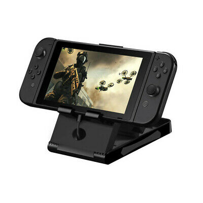 Adjustable Foldable Table Play Stand Playstand Holder Dock For Nintendo Switch