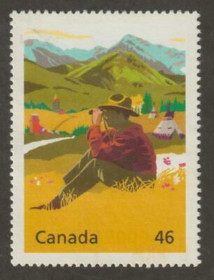CANADA 2000 Millennium collection #1830c – 13 Tradition of Generosity (Harvie) U