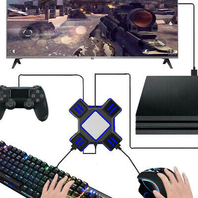 Gaming Keyboard And Mouse Converter For PS3 PS4 Xbox One Switch APEX New Adapter