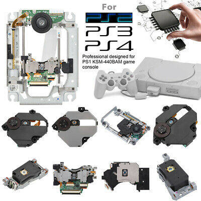Optical Laser Lens KSM-440ADM/440AEM/440BAM Replacement for Sony PS1 PS2 PS3 PS4