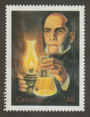 CANADA 2000 Millennium collection #1832b – 15 Fathers of Invention (Gesner) - U