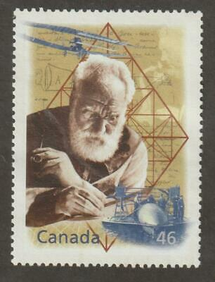 CANADA 2000 Millennium collection #1832c – 15 Fathers of Invention (Bell) - Used