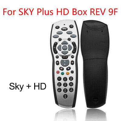 GENUINE SKY+ Plus HD REV 9F 4 -in -1 TV Replacement  Remote UK Seller NEW