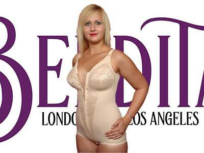 Berdita 30003 Open Corselet Shapewear Beige Easy to put on and comfortable