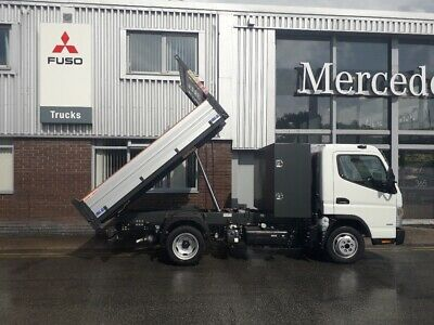 NEW Mitsubishi FUSO Canter 3C13 3.5t Tipper Toolpod Tipping Body Truck Euro 6