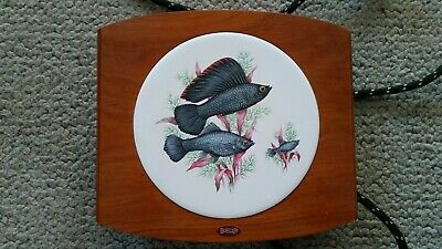 Vintage Bosclip electric retro warming tray heating tile plate working England