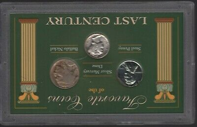 USA Favorite Coins of the Last Century