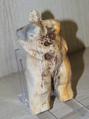 Upper Paleolithic carved stone goddess Venus #3, Europe, ca 12,000 BC-30,000 BC