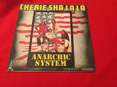 45Trs Vinyl 7'' / French Sp Anarchic System / Cherie Sha La La