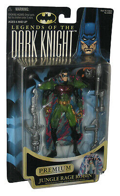 Dc Batman Legends Of The Dark Ritter Dschungel Rage Robin Kenner Figur