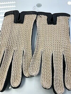 Dent Leather/ Fabric Gloves