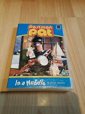 Postman Pat - In A Muddle And Other Stories (DVD, 2004)