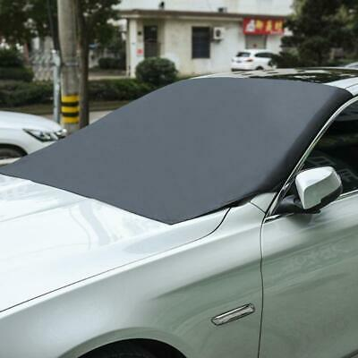 Magnetic Car Front Windscreen Snow Ice Shield Cover Sunshade Fog Protection
